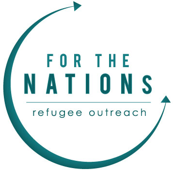 For the Nations - Refugee Outreach - Logo small